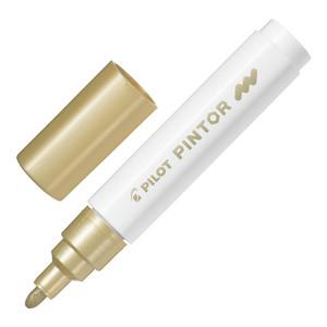 Pilot Pintor Marker Medium Gold (SW-PT-M-GD)