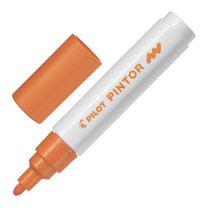 Pilot Pintor Marker Medium Orange (SW-PT-M-O)