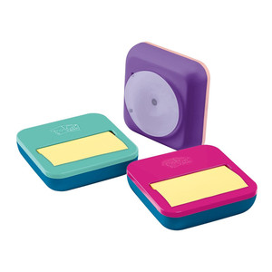 Post-it Pop Up Dispenser OL-330-PD Assorted Colours w 50 sheet pad