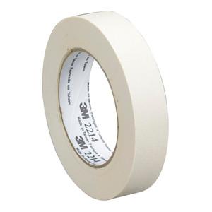3M Masking Tape 2214  General Purpose 18mm x 50m White
