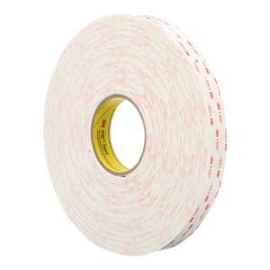 3M VHB Foam Tape 4950 Double-Sided 19mm x 33m White