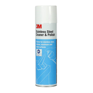 3M Stainless Steel Cleaner and Polish 595g