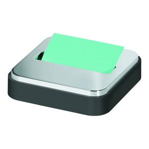 Post-it Pop-Up Note Dispenser STL-330-B Steel Top Black