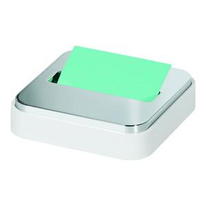 Post-it Pop-Up Note Dispenser STL-330-W Steel Top White