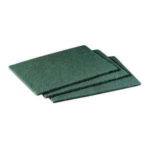 Scotch-Brite Scouring Pad 96 200mm x 150mm Pkt/10