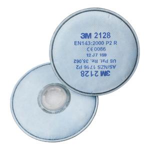 3M Respirator Filter 2128 GP2 Pair