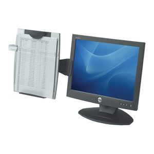 Fellowes Office Suites Monitor Mounted Copyholder