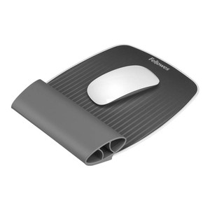 Fellowes I-Spire Series Wrist Rocker Mouse Pad Grey
