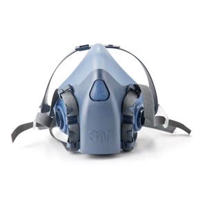 3M Respirator 7502 Medium Half Face Piece