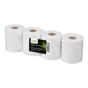 Icon Thermal Roll 57x50mm Pack of 4
