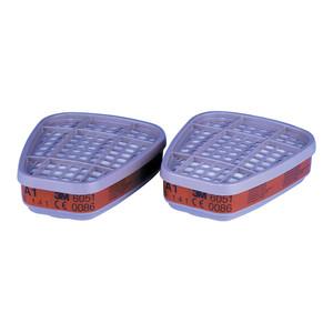 3M Respirator Filter Organic Vapour 6051 Pair