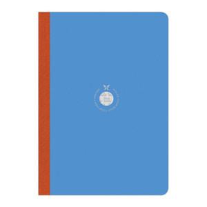 Flexbook Smartbook Notebook Large Ruled Blue