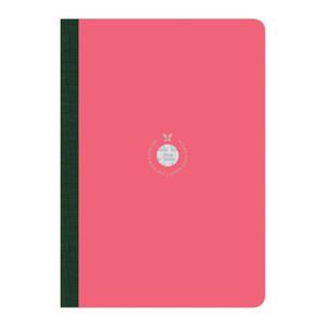 Flexbook Smartbook Notebook Large Ruled Pink
