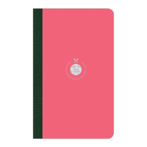 Flexbook Smartbook Notebook Medium Ruled Pink
