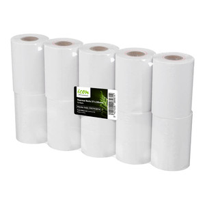 Icon Thermal Roll 57x38mm Pack 10
