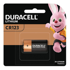 Duracell Specialty CR123 Battery