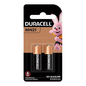 Duracell Specialty MN21 Battery Pack of 2