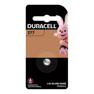 Duracell Specialty 377 Battery