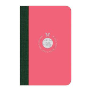 Flexbook Smartbook Notebook Pocket Ruled Pink