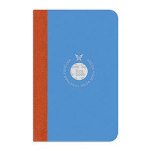Flexbook Smartbook Notebook Pocket Ruled Blue