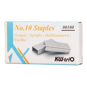 KW-triO Staples No.10 Box of 1000