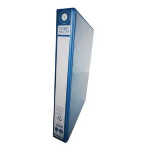 OSC Insert Binder A4 4D 25mm Blue