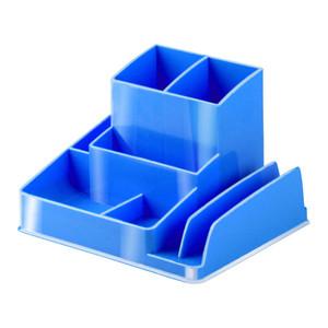 Italplast Desk Organiser Blueberry