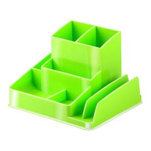 Italplast Desk Organiser Lime