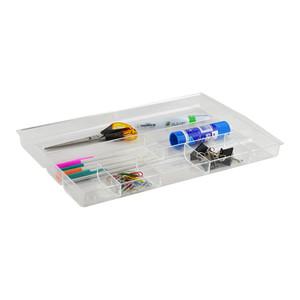 Italplast Drawer Tidy Clear