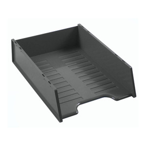 Italplast Letter Tray A4 Space Grey