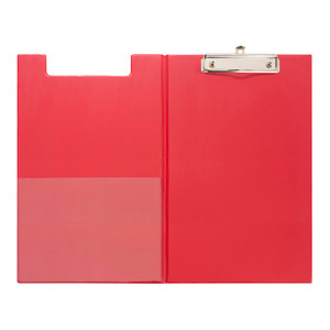 OSC Clipboard PVC Double FC Red