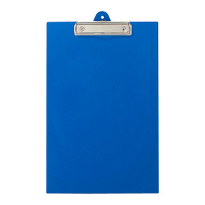 OSC Clipboard PVC Single FC Blue