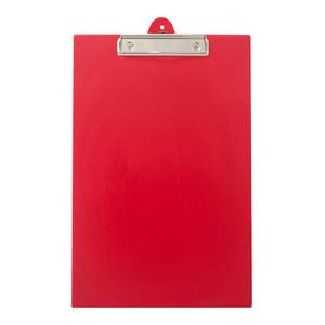 OSC Clipboard PVC Single FC Red