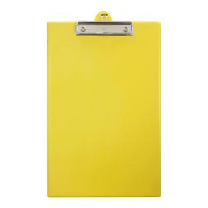 OSC Clipboard PVC Single FC Yellow