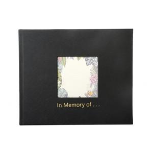 OSC Citta Memorium Book Insert Cover Black