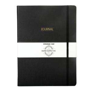 OSC Citta Hardcover Journal A4 Black