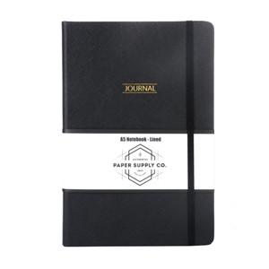 OSC Citta Hardcover Journal A5 Black
