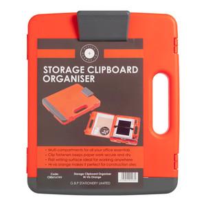 OSC Storage Clipboard Large Hi-Vis