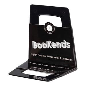 OSC Bookend Set Black