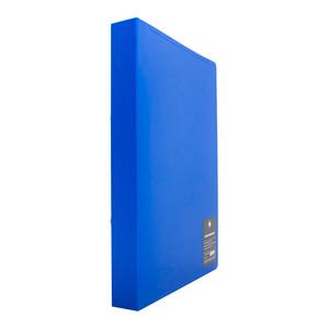 OSC Mini Ringbinder A4 2D 16mm Blue