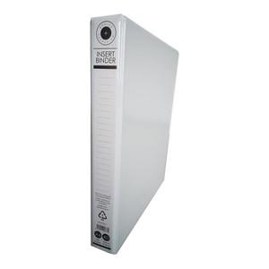OSC Insert Binder A4 4D 25mm White