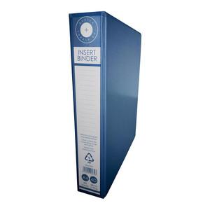 OSC Insert Binder A4 4D 38mm Blue