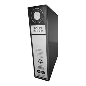 OSC Insert Binder A4 4D 50mm Black