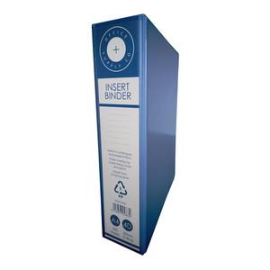 OSC Insert Binder A4 4D 50mm Blue