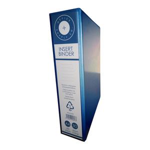 OSC Insert Binder A4 3D 50mm Blue