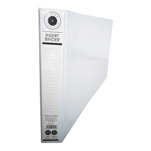 OSC Insert Binder A3 3D Landscape 38mm White
