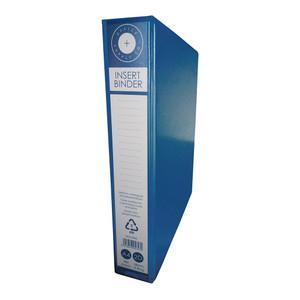 OSC Insert Binder A4 2D 38mm Blue