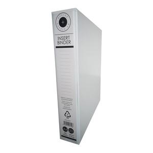OSC Insert Binder A4 2D 38mm White