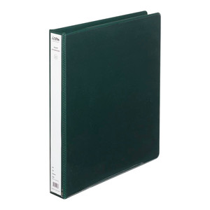 Icon Insert Binder A4 2D 26mm Forest Green