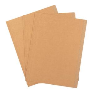 Icon Kraft File Folders A4 Pack of 50